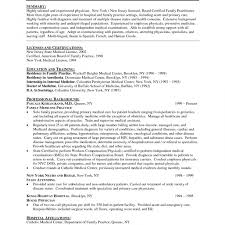 Physician Assistant Resume Templates 100 Resume Cv Md Physician What Is An Informative Essay Descriptive 89
