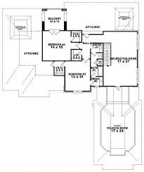 40 best floor plans images on pinterest victorian house plans Floor Plans Hillside Home 654269 4 bedroom 3 5 bath traditional house plan with two 2 master suites hillside homes floor plans
