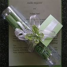 Fancy scroll Greeen In TUBE b~5 weddingcards co za wedding invitations, stationery, menu cards on wedding invitation cards jhb