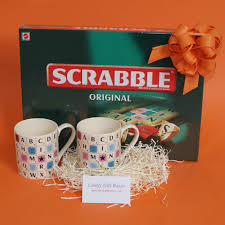Scrabble Game House Warming Gifts, Scrabble Moving Home Gifts, Housewarming  Gift Ideas UK,