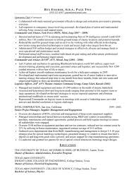 Military Veteran Resume Sample : Resume My Career