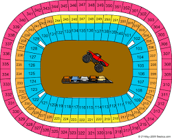 Monster Jam Atlanta Seating Chart Cheap Georgia Dome Tickets