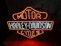 harley davidson signs on pinder