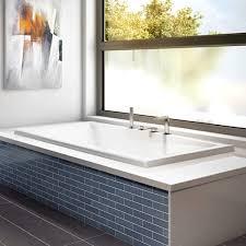 Modern Rectangle Bath