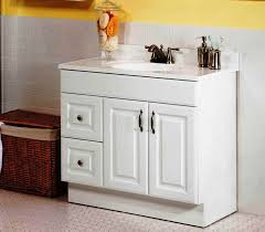 Perfect White Bathroom Vanities With Drawers Vanity Cabinets Two Doors Drawer To Design