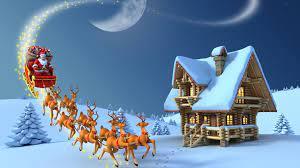 Christmas Santa Claus 4K Ultra HD ...