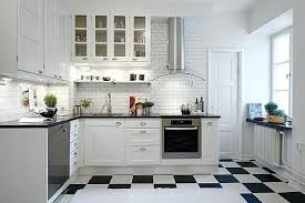 black and white kitchen floor black and white kitchen floor tiles photo 1 black and white
