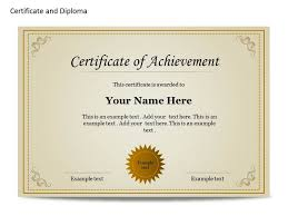 diploma word template ms powerpoint certificate template oyle kalakaari co