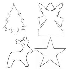 free christmas templates to print