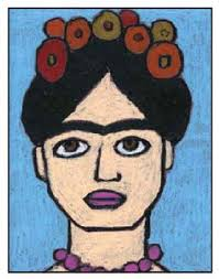 Learn vocabulary, terms and more with flashcards, games and other study tools. How To Draw Frida Kahlo Art Projects For Kids