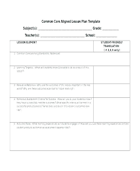 Differentiated Instruction Lesson Plan Template Tiered Lesson Plan Template Differentiated Instruction Pdf