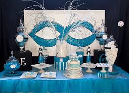 Masquerade Ball Decorations Ideas Masquerade Centerpiece Ideas Masquerade Ball Chevron Birthday 33