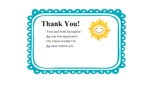 Thank You Notes For Teachers thank you note Ninjaturtletechrepairsco 1