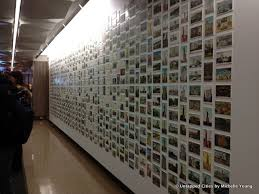 google office decor. Google NYC Office-Vintage Postcard Wall Spells Out Google-Meatpacking-Chelsea  Market- Google Office Decor I