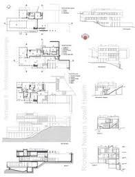 lovell health house plans richard neutra architecture 2 Bedroom House Plans Dwg lovell health house dwg progetto di r 2 bedroom house plans dwg