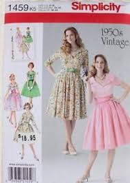 1950s Dress Patterns Gorgeous 48'S Dress Patterns EBay