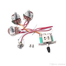 2018 electric guitar wiring harness 5 way toggle switch 2 tone for Custom Guitar Wiring Harness electric guitar wiring harness 5 way toggle switch 2 tone for electric guitar