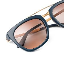 calvin klein sunglasses in navy