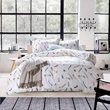 bed cover sets. Feather Design Duvet Cover Sets Bed