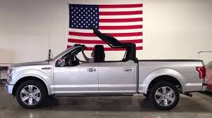 Ford F-150 Convertible - Now You Can Let The Roof Down In Your F-150
