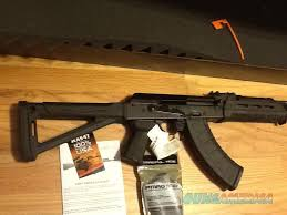 AK47 Century Arms RAS47 in 7 62 x39mm W Magpul for sale