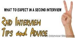 Advice For Second Interview Second Interview Tips Second Interview Questions
