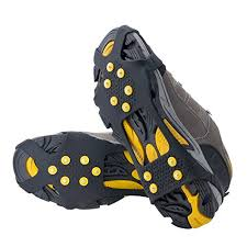 Cleat Cover Size Chart Details About Crampons Cleats Opacc Non Slip Snow Step Ice Cleats Anti Slip Overshoes