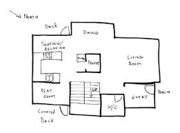 draw floor plans. Main Floor House Bubble Diagram Draw Plan Draw Floor Plans