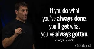 Birthday Quotes For Myself Amazing Top 48 Most Inspiring Tony Robbins Quotes Goalcast
