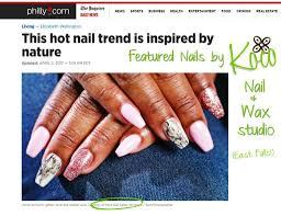Fallser Fashion: Marble Nails – East Falls Local