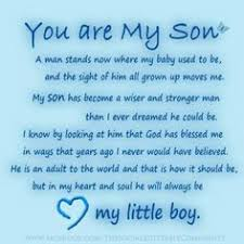 My Beautiful Son Quotes