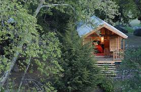 Small Picture Tiny Spiritual Retreat Cabins Tiny House Blog