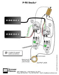 gibson wiring diagrams gibson wiring diagrams description p90 stacks gibson wiring diagrams