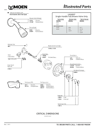 moen bath faucet parts bathtub faucet parts diagram inside bathroom rh brikon co old delta shower faucet diagrams moen shower valve parts diagram