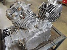 yamaha virago parts yamaha xv750 virago 750 parts engine motor assembly not complete 1982 1983 1981