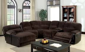 Living Room Furniture Glasgow Furniture Of America Cm6822 Glasgow Transitional Dark Brown