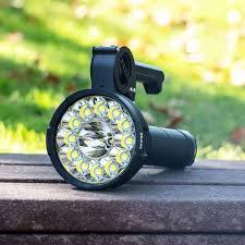 Đèn pin Shadow - Acebeam X70 - Cầm cả mặt trời trên tay là...