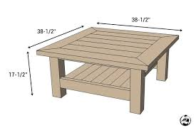 free woodworking plans coffee table square plank coffee table dimensions free woodworking plans coffee table storage