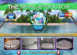 photo of the tropical tub doctor fort myers fl united states we