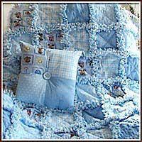 Blue baby boy rag quilt | Quilting & Sewing | Pinterest | Rag ... & Blue baby boy rag quilt | Quilting & Sewing | Pinterest | Rag quilt,  Beautiful babies and Babies Adamdwight.com