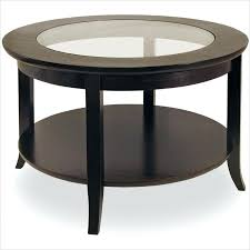round glass top coffee table with wood base coffee table glass top round coffee tables wood
