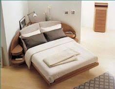 corner bed by siri