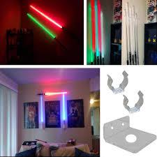 star wars lightsaber wall light