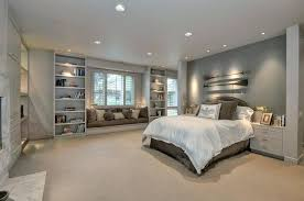 bedroom built ins contemporary master bedroom with 3 drawer nightstand stone fireplace carpet built kitchen cabinets bedroom built