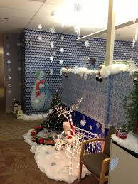 office decorating ideas for christmas. 20 Office Cubicle Christmas Decorations Decorating Ideas Cool Door For A