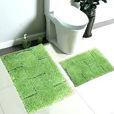 seafoam green bathroom rug lime green bathroom rugs accessories and ideas forest contour light rug set seafoam green bathroom rug