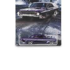 ทบทวนHot Wheels Premium 2021 American Steel - 61 Chevy Impala