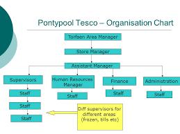 Dunnes Stores Organizational Chart Tesco Organisational Structure Essay Essay Service