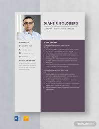 contract compliance resume contract compliance officer resume template download 2932