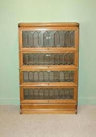 bookcases bookcase with glass front bookcases antique globe stacking leaded replacement